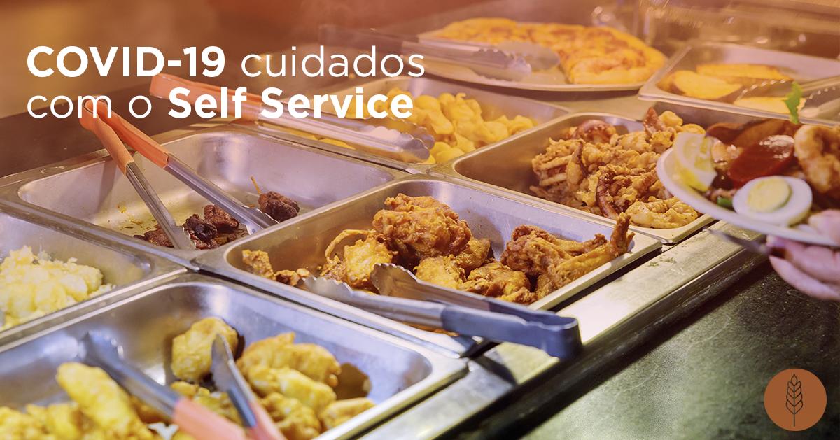 Self Service Empresarial: Veja 7 cuidados para evitar a COVID-19!